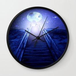 close encounters Wall Clock