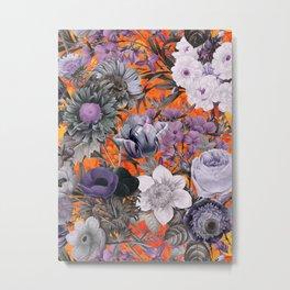 Magical Garden IX Metal Print