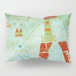 Karnak Egypt Pillow Sham