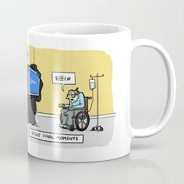 Geeks' Final Moments Mug