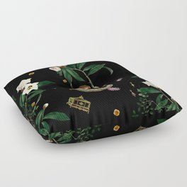 Monkey World: Amber-Ella Floor Pillow