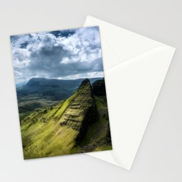 Where Silent Gods Stand Guard Stationery Cards