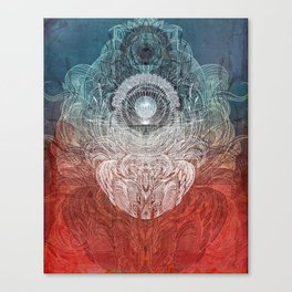 Watching Over You Canvas Print