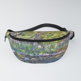 Guadalupe River, Texas Hill Country Fanny Pack
