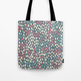 Jelly dots - cool scheme Tote Bag