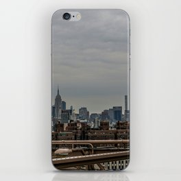 Industrial City iPhone Skin
