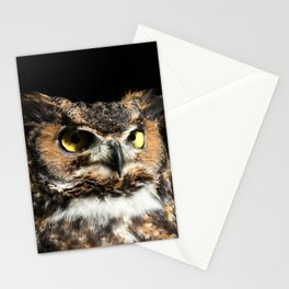 In his domain Stationery Cards