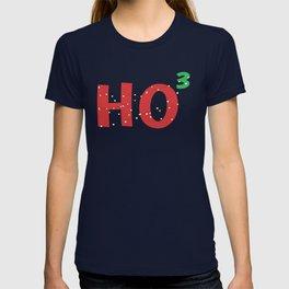 Christmas Math Nerd HOHOHO Christmas Lights T-shirt