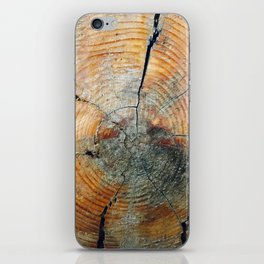 Undiscovered Photography iPhone Skin