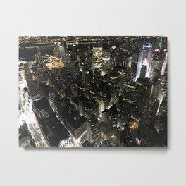 NYCNIGHTS Metal Print