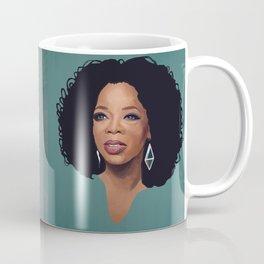 Oprah Winfrey Quote Coffee Mug