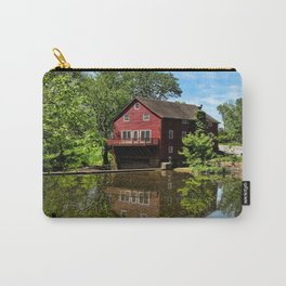 Old Red Grist Mill Carry-All Pouch