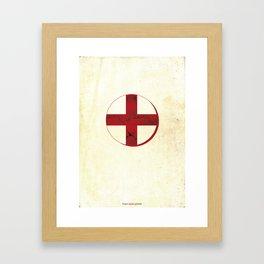 Hope Japan Framed Art Print
