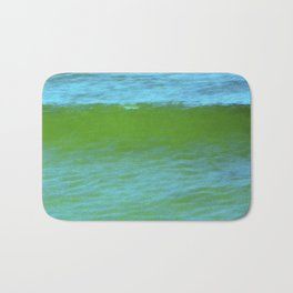 Ocean Wave Composite Bath Mat