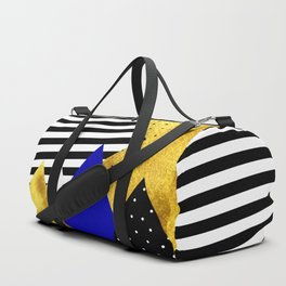 fall abstraction #3 Duffle Bag