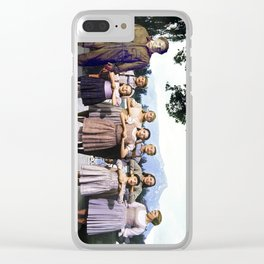 Michael Myers in The Sound of Music Clear iPhone Case