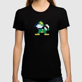 8bit Notre Dame Logo T-shirt