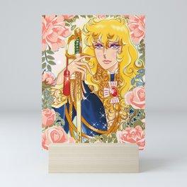 Versailles No Bara Mini Art Print
