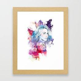 Kylie Minogue Framed Art Print