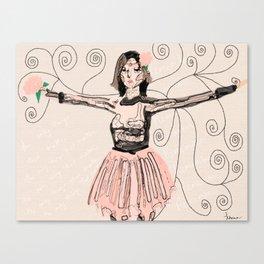 Bionica Canvas Print