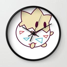Kawaii Chibi Togepi Wall Clock