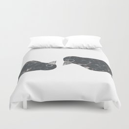 crow-54 Duvet Cover