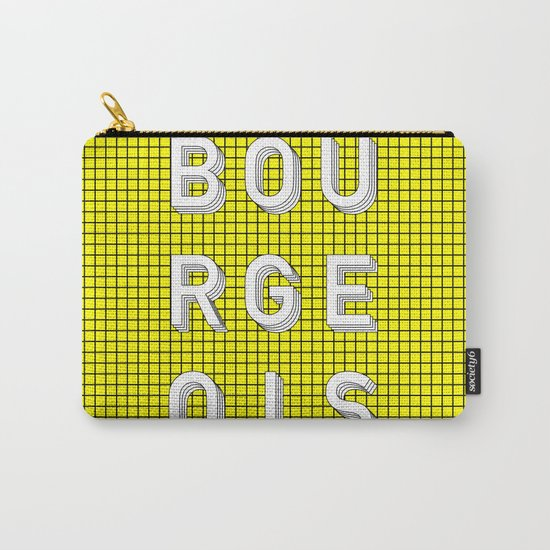 Bourgeois Carry-All Pouch