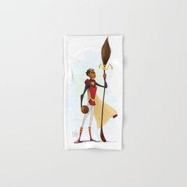 Angelina Johnson - Quidditch Captain Hand & Bath Towel
