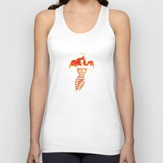 Fiery Water Faery Unisex Tank Top