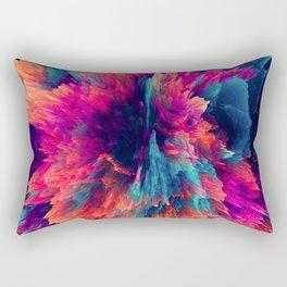 Duplicitous Interests Rectangular Pillow