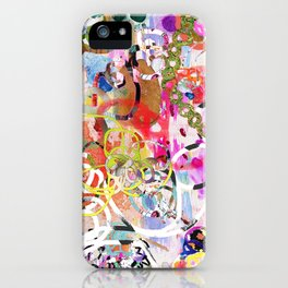 Party Girl 2 iPhone Case