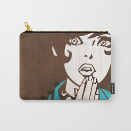 60s Girl Carry-All Pouch