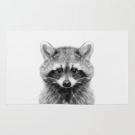 Baby Raccoon Rug