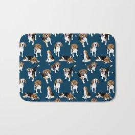 Beagle Bath Mat