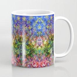 Floral Diving Coffee Mug