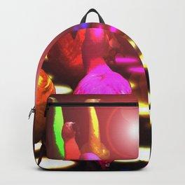 Flamboyant Flamingos Backpack