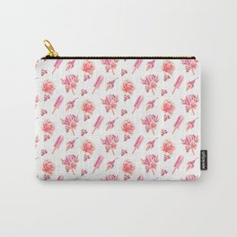 Floral Chill Carry-All Pouch