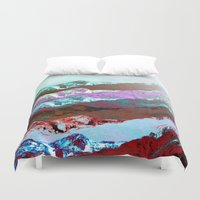 nirvana Duvet Covers featuring Nirvana by Hipsterdirtbag