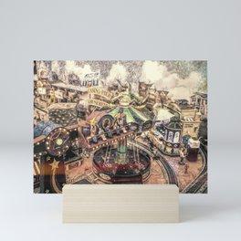Casino Pier Mini Art Print