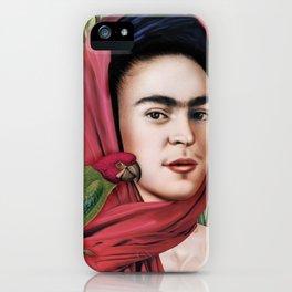 Frida Vida iPhone Case