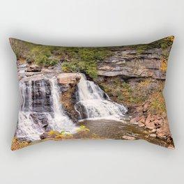 Blackwater Falls, West Virginia Rectangular Pillow