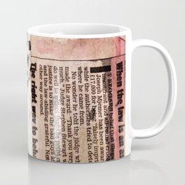 Bric à Brac Coffee Mug