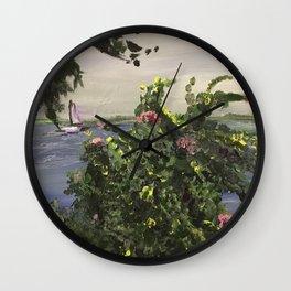 Southport Waterfront Wall Clock