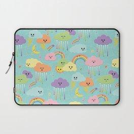 It's Raining Flowers - Kawaii Laptop Sleeve