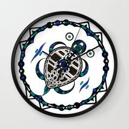 T U R T L E Wall Clock