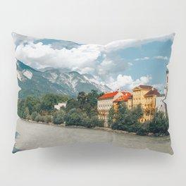 Rivers Flow Inn You   Innsbruck, Austria Pillow Sham