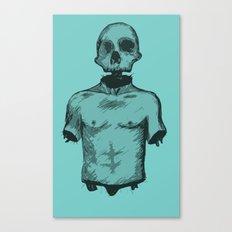Skullboy Canvas Print