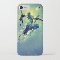soul iPhone & iPod Cases featuring Soul by Pete Harrison