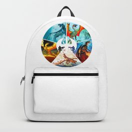 Wings of fire dragon Backpack