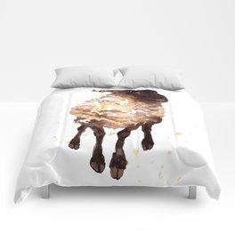 Silly Ewe Comforters